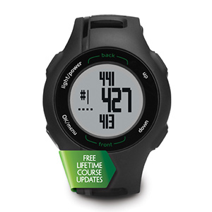 Garmin S1 golf GPS watch